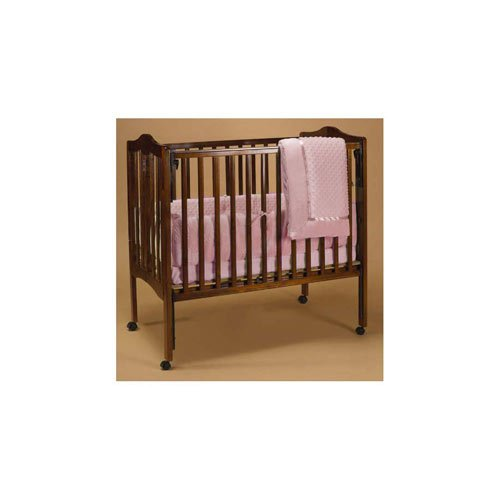 Baby Doll Bedding Heavenly Soft Port-a-Crib Bedding Set
