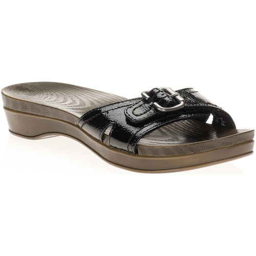 Dr. Scholl's Women's Land Slide Buckle Sandal