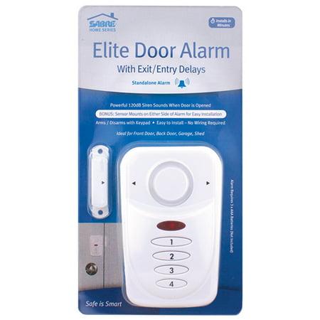 Sabre Hs Eda Elite Door Alarm White 023063810720 Price