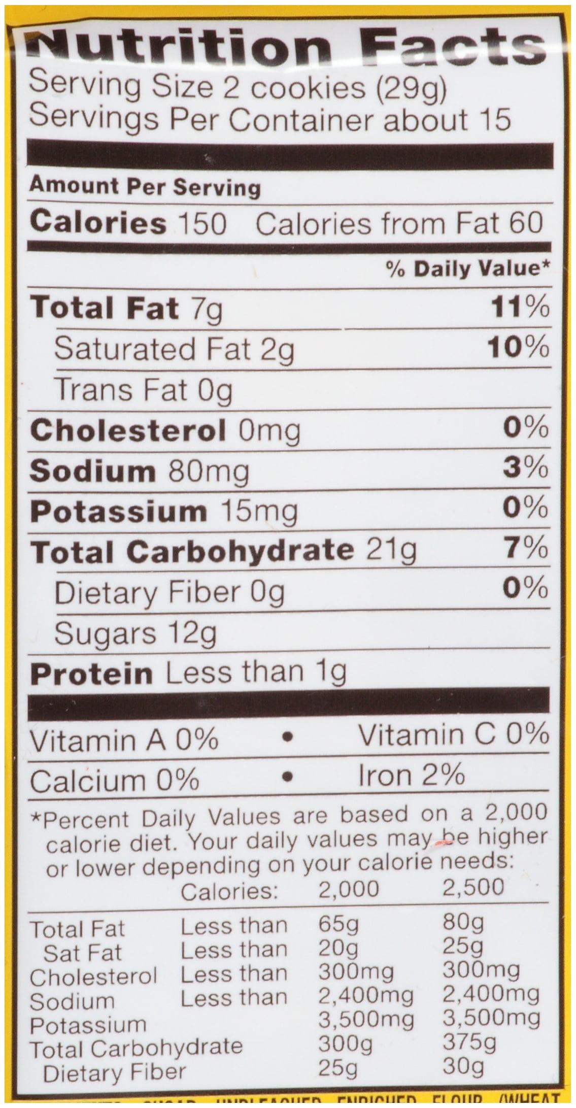 Nabisco Oreo Lemon Creme Sandwich Cookies 1525 Oz