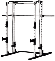 Yukon Fitness CPR-143 Caribou III Squat Lifting Machine Bench Rack