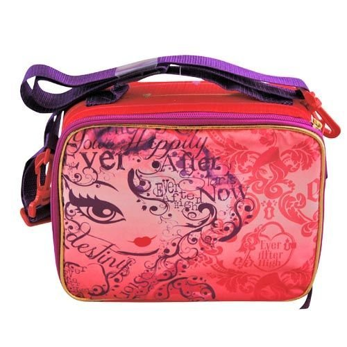 Mattel Ever After High School Lunch Bag with Strap by