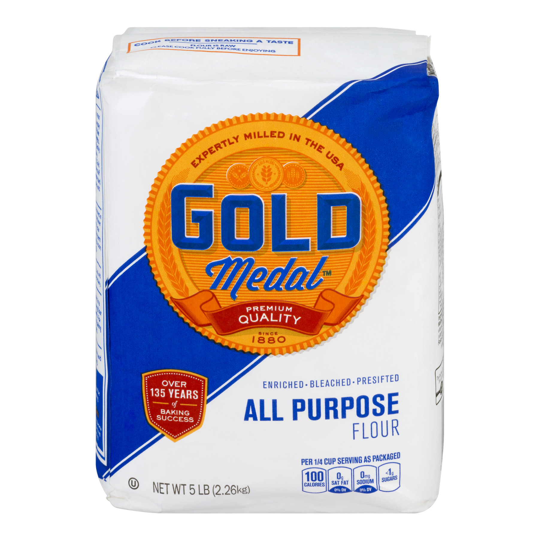 Gold Medal® Flour All-Purpose 5.0 lb Bag