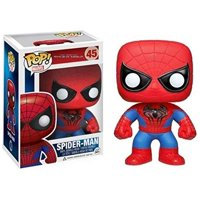 Funko POP Marvel: Amazing Spiderman Movie 2 - Spiderman Action Figure