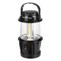 LED Lantern, Adjustable LED COB Outdoor Camping Lantern Flashlight With Dimmer Switch for Hiking, Camping and Emergency By Wakeman Outdoors