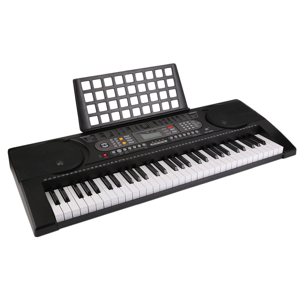 61-Key Electronic Piano Keyboard, MK-902 Portable Digital...