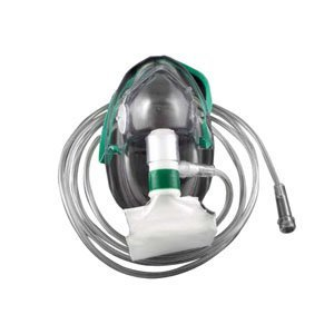 55001212 Airlife Non-Rebreather Under-The-Chin Style Mask With 7' Supply Tubing, - Each 1 By Carefusion Ship from US