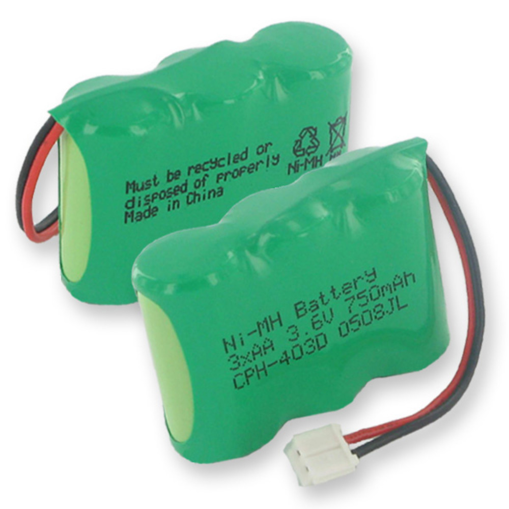 Cordless Phone Battery for Uniden 2458
