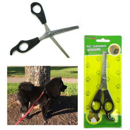 Pet Thinning Shears 6