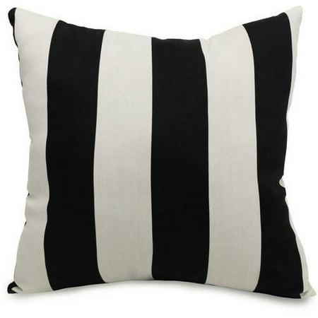 Majestic Home Goods Vertical Stripe Extra Large Decorative Pillow Mesmerizing Large Decorative Pillows Cheap