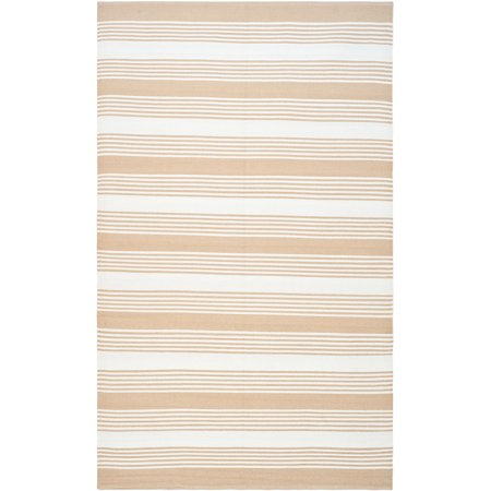 Safavieh Thom Filicia Hand Woven Indoor Outdoor Beige Rug