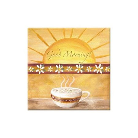 Mcgowan Tt00586 Tuftop Coffee Time Trivet