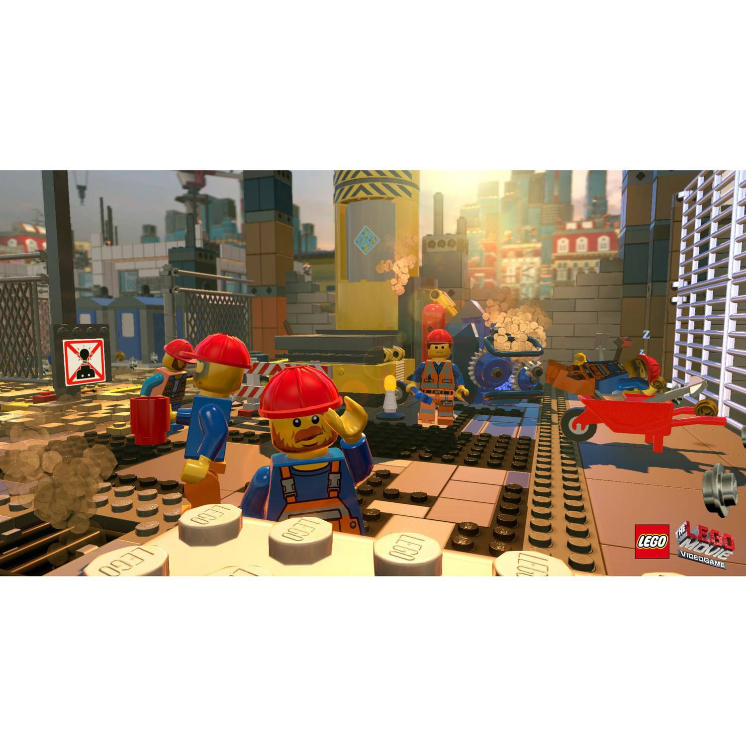 Videojuego Para PlayStation 4 The LEGO Movie Videogame (PS4) + Play Station en VeoyCompro.net
