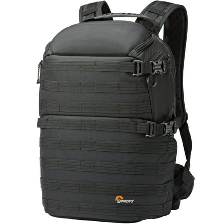 180 Aw Camera Bag - Lowepro Pro Tactic 450 AW Digital SLR Camera Backpack Case (Black)