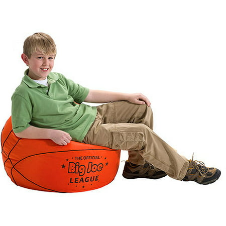 Big Joe Basketball Bean Bag - 25