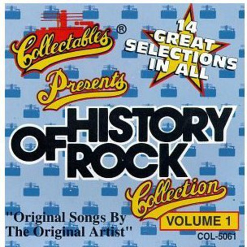 History of Rock 1 / Various (Remaster)