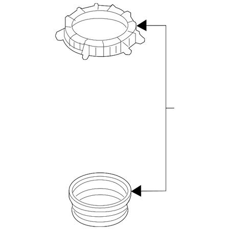 Genuine OE Porsche Heater Assembly Seal Kit 958-113-904-00