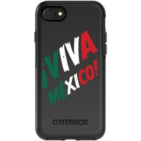 OtterBox SYMMETRY SERIES Case for iPhone 8 & iPhone 7 (NOT PLUS) MEXICAN FLAG EDITION - Black