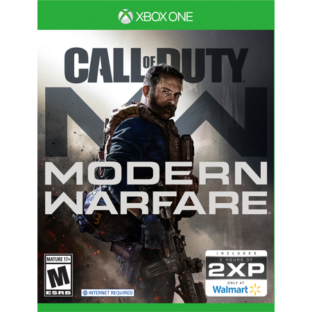 Call of Duty: Modern Warfare, Xbox One – Get 3 Hours of 2XP with game purchase – Only at (Call Of Duty Modern Warfare 3 Campaign Multiplayer)