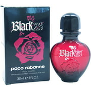 Paco Rabanne Women's Black XS Perfume, 1 oz