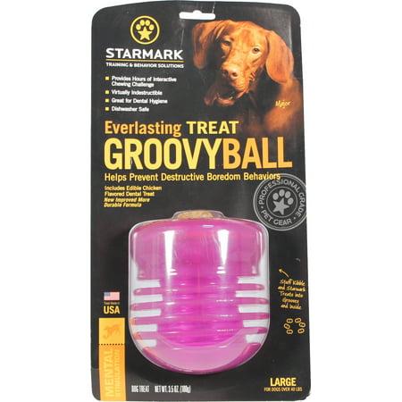 Everlasting Groovy Ball With Usa Treat