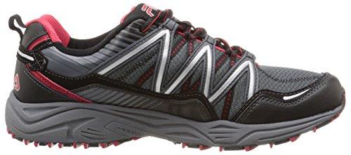 Fila Fila Men's Headway 6 Running Shoe, CastlerockBlack