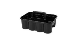 Royal Basket Trucks G55-NNX-M3B-30 Full Size Brown Nylon Housekeeping Bag