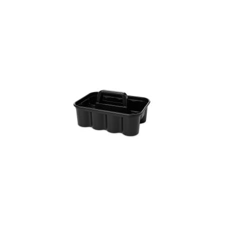 Art Supply Caddy (Rubbermaid Commercial, RCP315488BLA, Deluxe Carry Caddy, 1 Each,)
