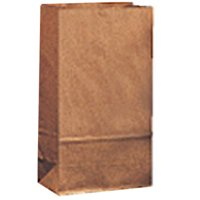 Duro 81006 Grocery Kraft Paper Bag 2 Lb, 500 Count