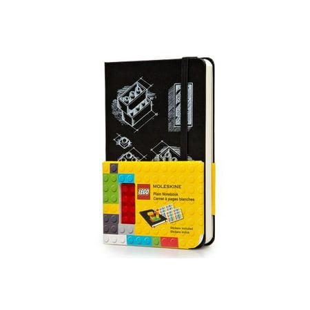 Moleskine Lego Limited Edition Hard Pocket Plain Notebook (2
