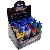 (Price/Case of 12)Bazic Products 3463-12 120 Ml Classic Color Glitter Glue