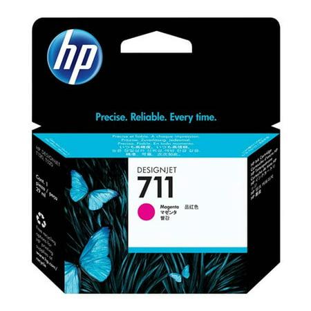 HP 711 29-ml Magenta DesignJet Ink Cartridge (Single Pack) HP 711 29-ml Magenta Ink Cartridge - Mage