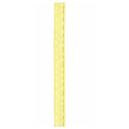"Offray 2.5"" Yellow Saddle Pick, 1 Each"