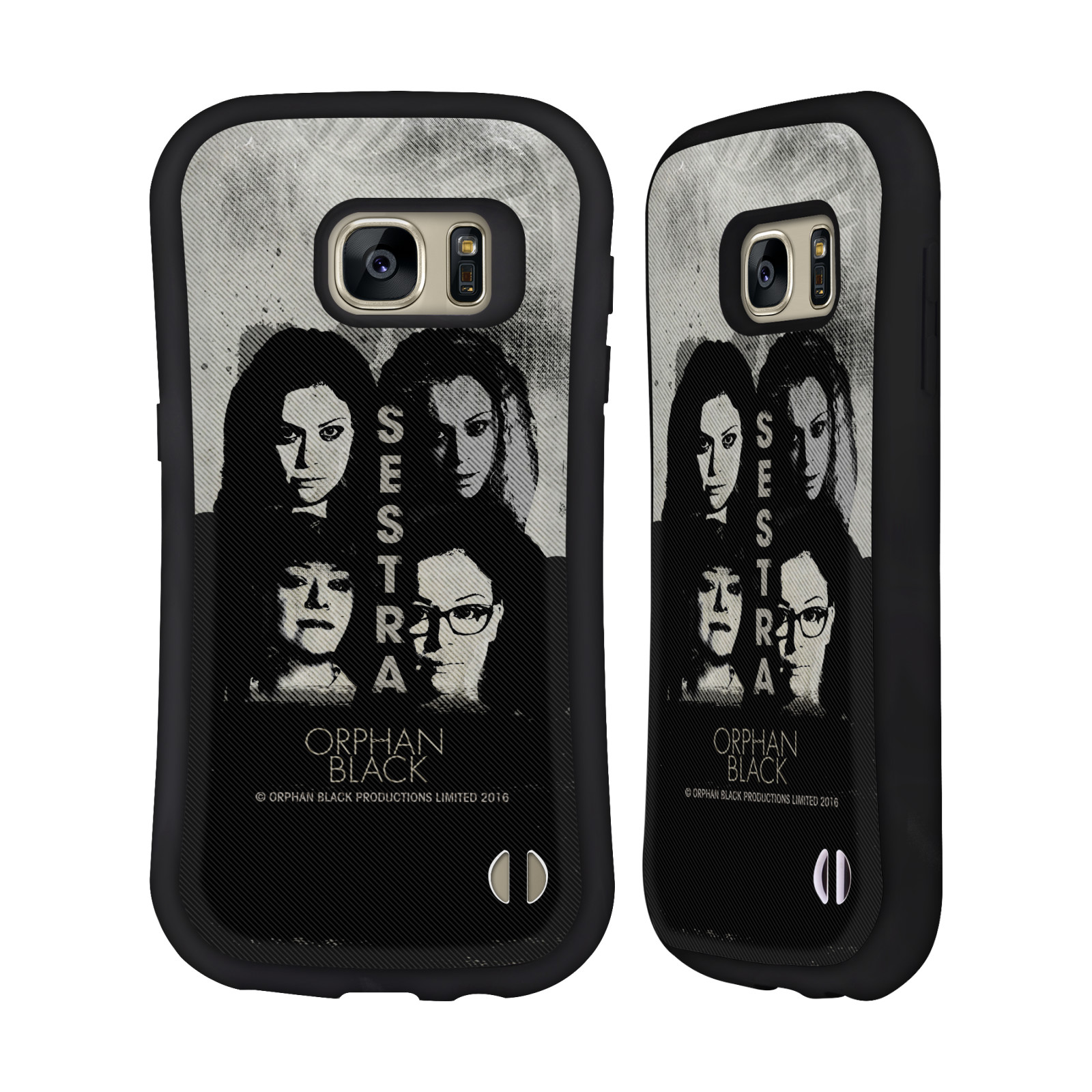 OFFICIAL ORPHAN BLACK POSTERS HYBRID CASE FOR SAMSUNG PHONES