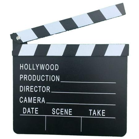 Rock Ridge Magic Hollywood Director's Film Movie Slateboard Clapper
