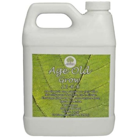 Age Old Nutrients Liquid Grow 1 Quart