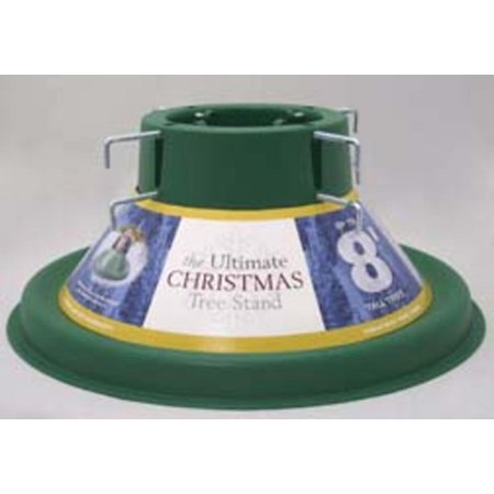 green ultimate christmas tree stand for 8 foot real live trees - Live Christmas Trees Walmart