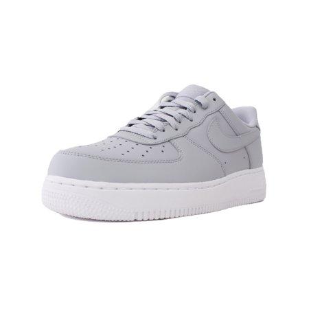 Nike - NIKE AIR FORCE 1 07 SZ 9.5 WOLF GREY WHITE AA4083 010 - Walmart.com 4fcf9085d