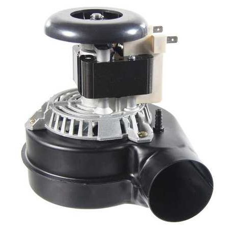 PACKARD 66401 Induced Draft Furnace Blower, 115V