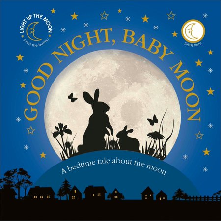 Good Night Baby Moon (Board Book) (Halloween Horror Nights Date And Times)
