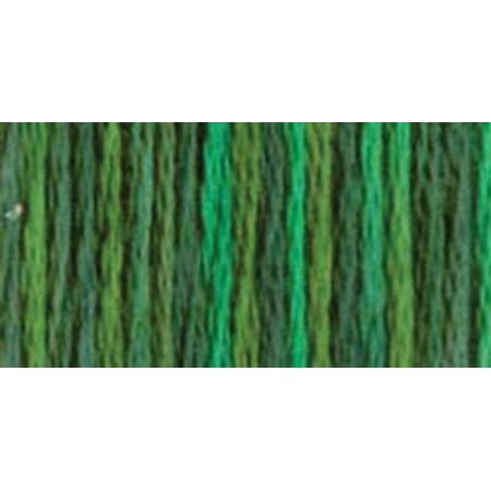 Dmc Color Variations Six Strand Embroidery Floss 8.7 Yards Emerald Isle 417F 4047 - image 1 of 1
