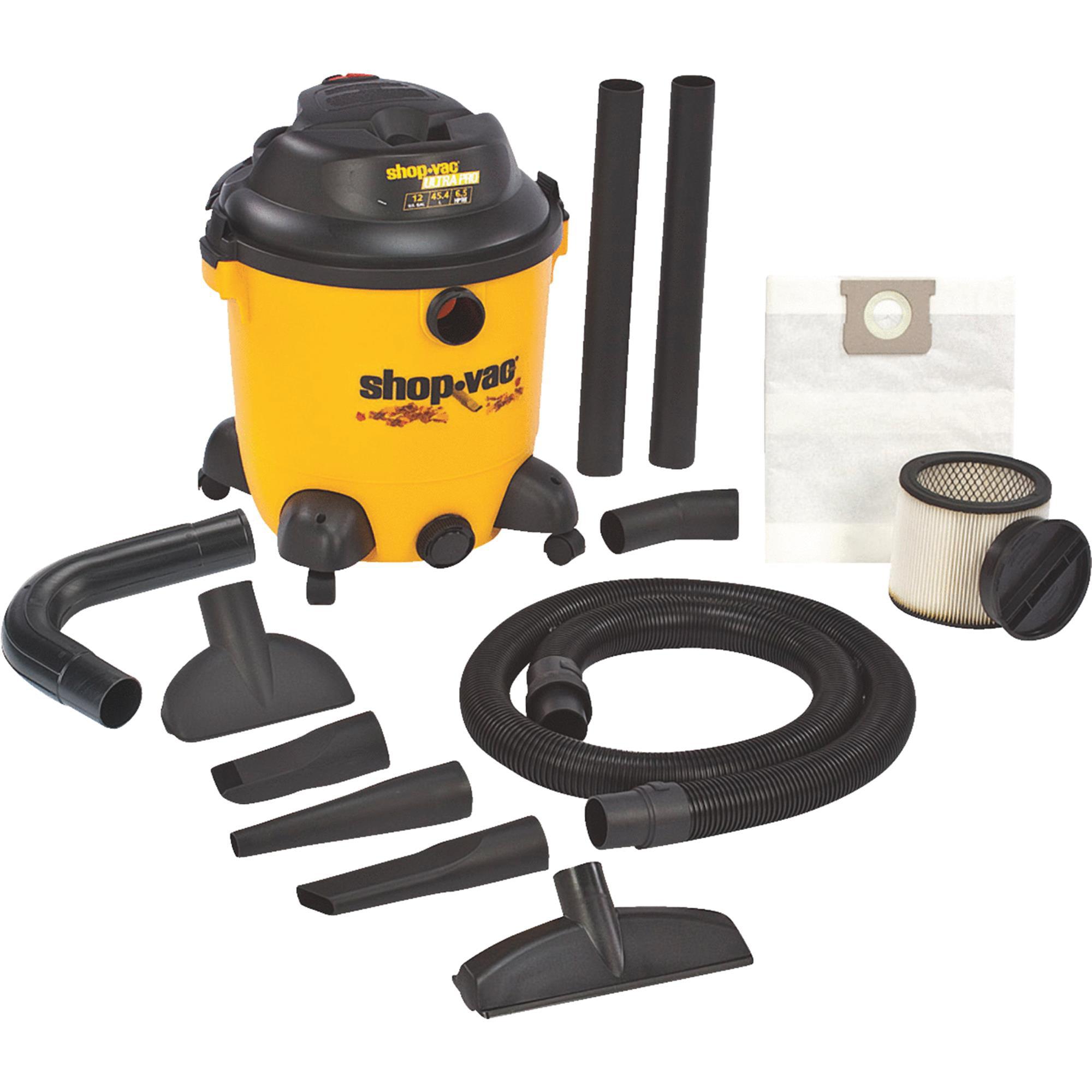 Shop Vac 12 Gal. Blower Wet Dry Vacuum by Shop-Vac