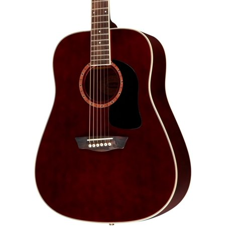 WD100DL Dreadnought Mahogany Acoustic Guitar (Dreadnought Body)