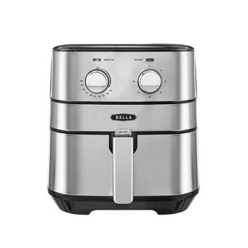 Bella 4-qt Stainless Steel Air Convection Fryer