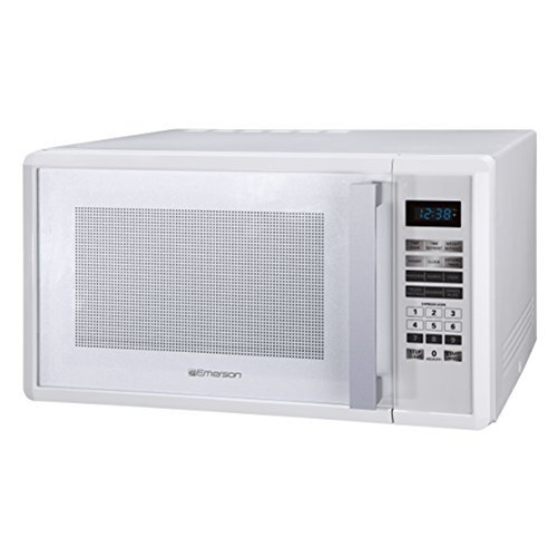 Emerson Microwave Oven White by Emerson Radio Corp.