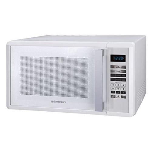 Emerson Radio Emerson Microwave Oven White