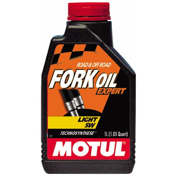 Motul 822311 Expert 5W Fork Oil 1 Liter (ea) for Motorcycle