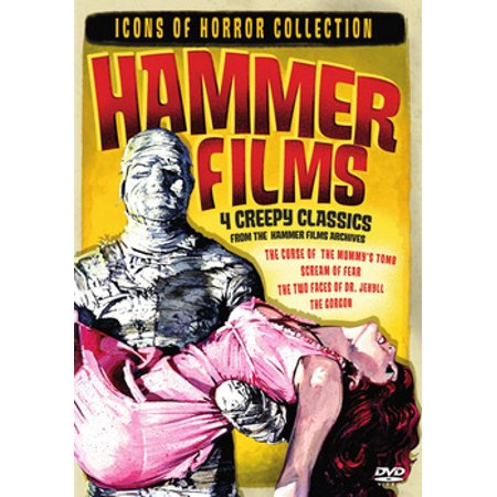 Icons of Horror: Hammer Films (DVD)