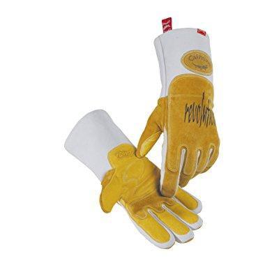 "CAIMAN Welding Gloves,MIG/Stick,13-1/2"",L,PR 1812-5"