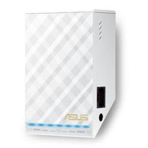 ASUS Rp-Ac52 Dual-Band Wireless AC750 Range Extender/Access Point